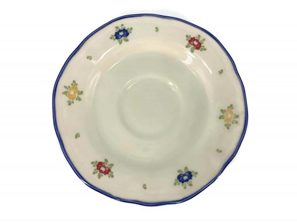 Zeller Keramik Petite Rose Untertasse 15 cm