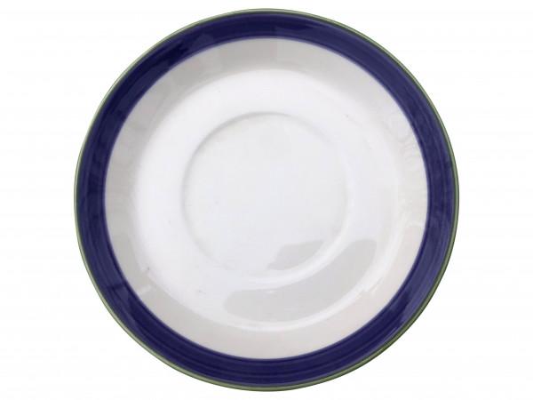 Zeller Keramik Fleur de Provence Jumbo Untertasse 18 cm
